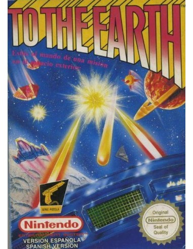 To The Earth (Sin Manual) - NES