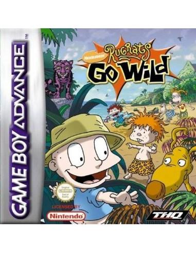 Rugrats Go Wild - GBA