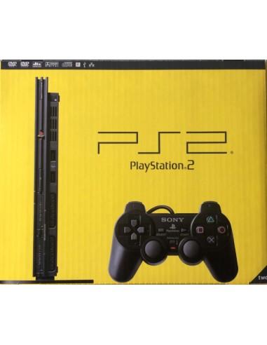 Playstation 2 Slim (Con Caja + Con...