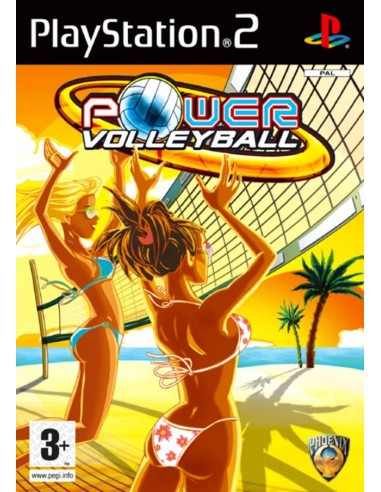 Power Volleyball - PS2